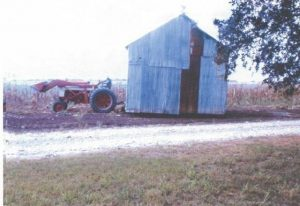 Old Barn moving